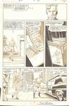 Namor # 6 Pg. 14 fnished art