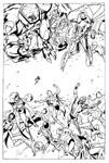 Superboy's Legion # 2 Cover