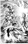 Iron Man # 64 Pgs. 14-15 by Alan Davis and Mark Farmer