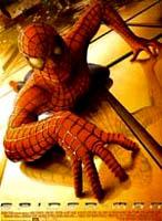 ALAN DAVIS SPIDER-MAN MOVIE ART
