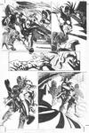 Batman & Tarzan # 3 Pg. 5