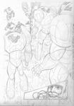 X-Men: ELSEWHEN # 7 Pg. 20 by John Byrne