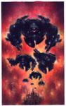 Black Hammers card art
