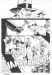 Grendel vs. The Shadow # 1 Pg. 14