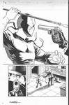 Grendel vs. The Shadow # 3 Pg. 2