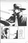 Grendel vs. The Shadow # 3 Pg. 3