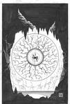 Cave Carson alternate cover