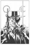 Django/Zorro # 1 cover