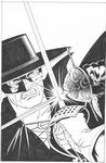 Zorro # 13 cover