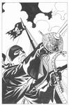 Zorro # 16 cover