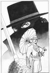 Zorro # 7 cover