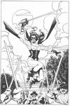 Zorro Rides Again # 10 cover