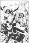 Zorro Rides Again # 12 cover