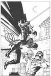 Zorro Rides Again # 3 cover