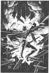 Zorro Rides Again # 4 cover