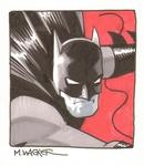 Color Batman sketch