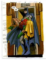 DEATH OF BATMAN 2/ROBIN 1