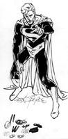 SUPERMAN'S GRANDSON