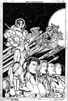 SPACE KNIGHTS #1